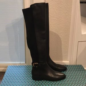 d67cb205af6 Tory Burch Shoes - NEW TORY BURCH MARSDEN OVER THE KNEE BOOTS 8.5
